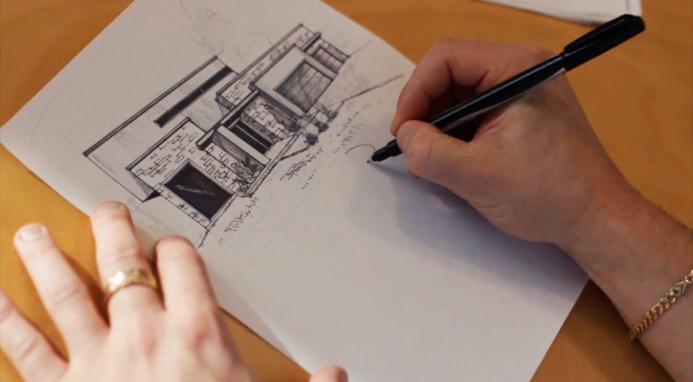 Vidéo de présentation Leguë Architecture