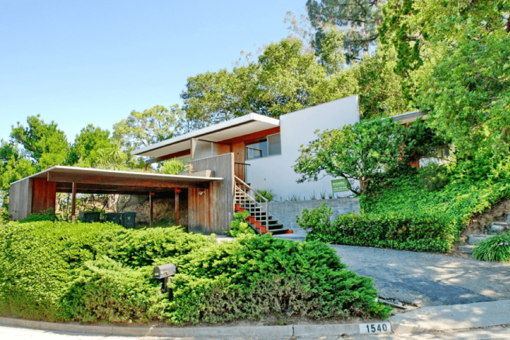constance perkins house par richard neutra